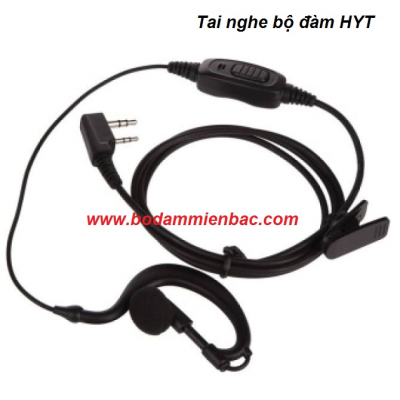 Tai nghe bộ đàm HYT TC-618