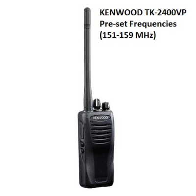 Bộ đàm Kenwood TK - 2400VP