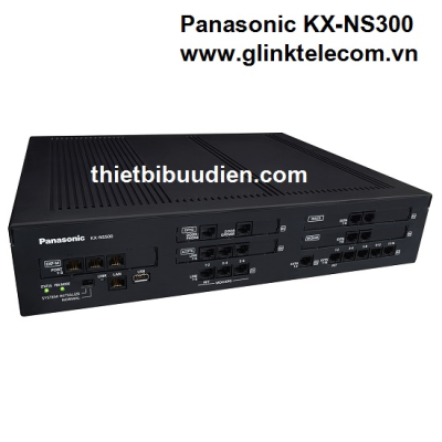 Tổng đài Panasonic KX-NS300 6 trung kế-68 máy nhánh