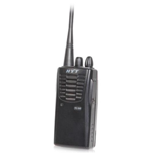 Bộ đàm cầm tay HYT TC 500 (VHF)