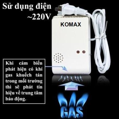 Cảm biến Gas rò rỉ Komax KM-216