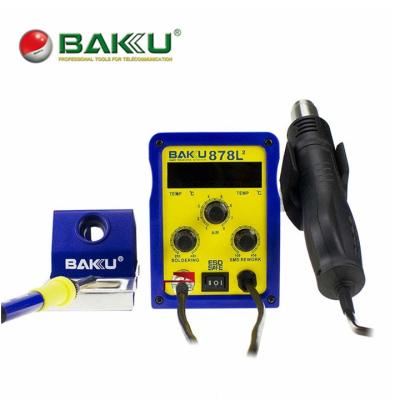 Máy khò nhiệt & hàn thiếc BAKU BK-878L2 LED