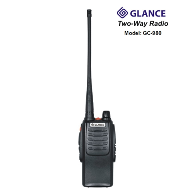 Bộ đàm cầm tay GLANCE GC-980