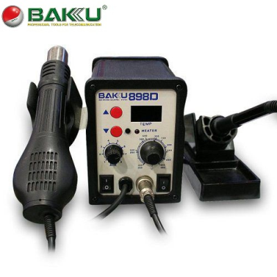Máy khò nhiệt & hàn thiếc BAKU 898D