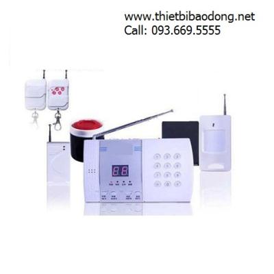 Báo động chống trộm không dây Smarthome SM-258C
