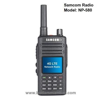 Bộ đàm dùng Sim 3G SAMCOM NP-580