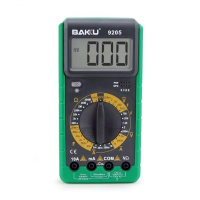 Đồng hồ đo điện vạn năng BAKU 9205