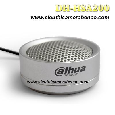 Micro thu âm thanh camera cực nhậy Dahua DH-HSA200