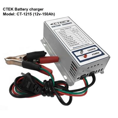 Nạp ắc quy tự động CTEK CT1215 (12V-150Ah)