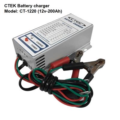 Nạp ắc quy tự động CTEK CT1220 (12V-200Ah)