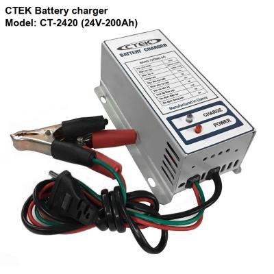Nạp ắc quy tự động CTEK CT2420 (24V-200Ah)