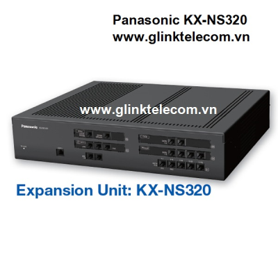 Khung phụ tổng đài Panasonic KX-NS320