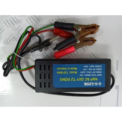 Sạc ắc quy tự động G-LINK  G12V-50Ah