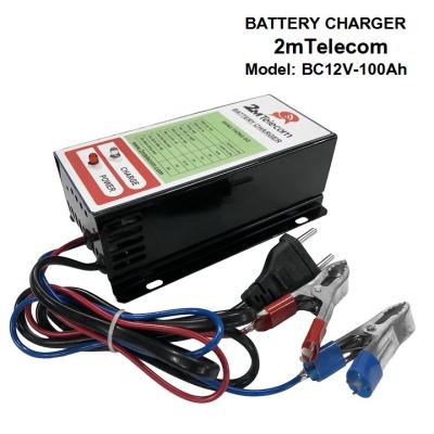 Nạp ắc quy tự động 2mTelecom BC12V-100Ah