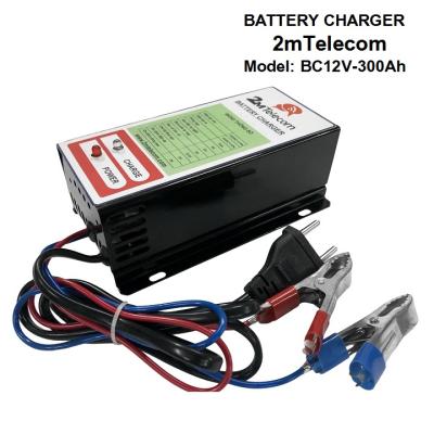 Nạp ắc quy tự động 2mTelecom BC12V-300Ah