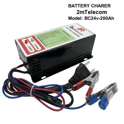 Nạp ắc quy tự động 2mTelecom BC24V-200Ah