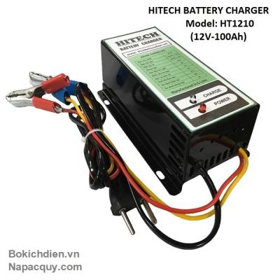 Sạc ắc quy 3 chế độ HITECH HT-1210