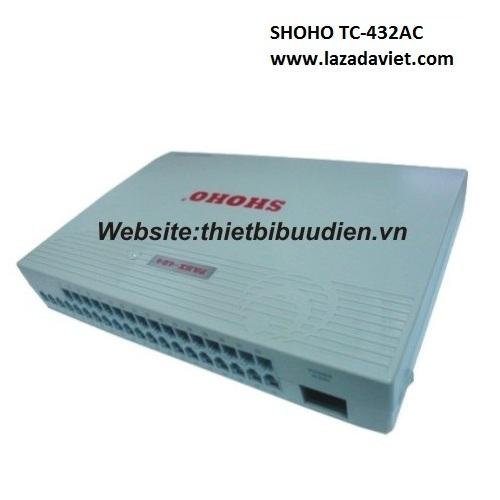 Tổng đài điện thoại SHOHO TC432AC