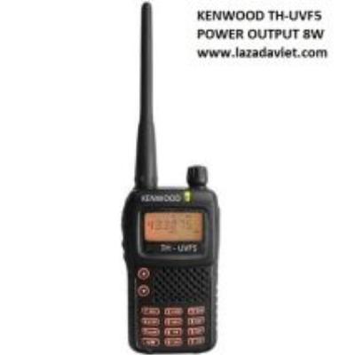 Bộ đàm 2 tần số Kenwood TH-UVF5