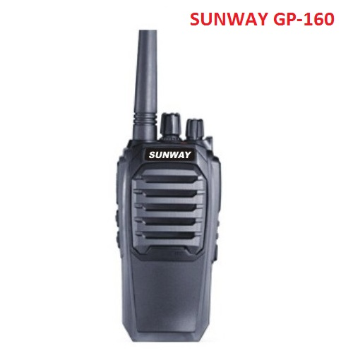 Bộ đàm cầm tay SUNWAY GP160 High Power 8W