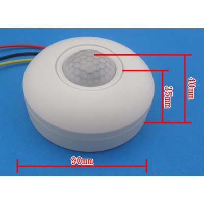 Cảm ứng bật tắt đèn hồng ngoại Komax TAD-K218D